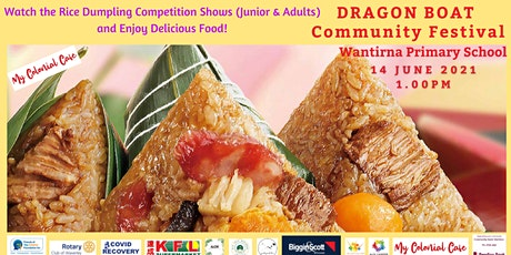 Rice Dumpling Party on 14 June 2021 (Queen's Birthday, public holiday) tickets