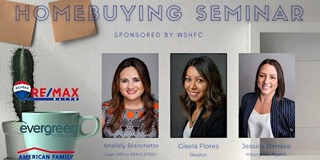 Homebuyer Seminar tickets