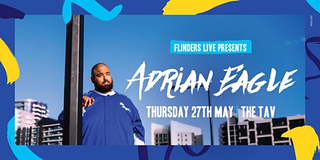 Flinders Live presents Adrian Eagle tickets