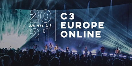 We are C3 - Online Europe Conference tickets