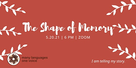 The Shape of Memory tickets