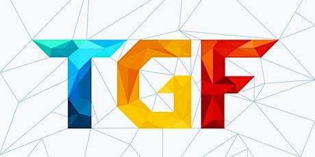 TGF 2021 -  Virtual Tech Games Fest - Attendee registration tickets
