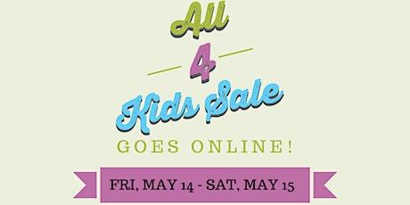 KW Parents of Multiple Births Association All 4 Kids Online Sale tickets