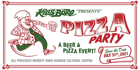 Pizza Party! A beer and pizza fundraising event tickets