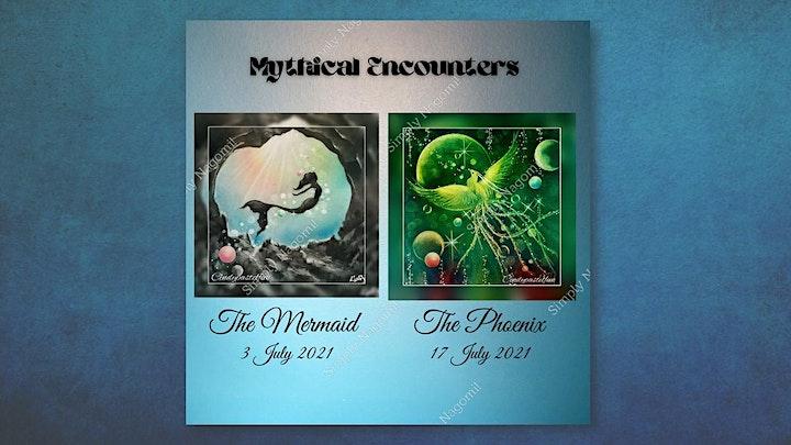 Online Workshop_Mythical Encounters (The Phoenix) image