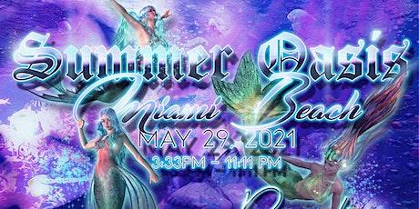 Summer Oasis Miami Beach tickets