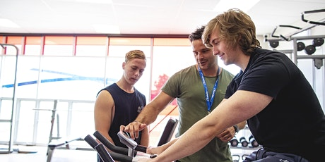 Fitness online information session tickets