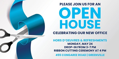 Carolina Moves Open House tickets