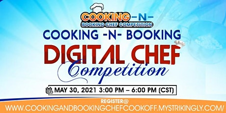 Cooking -N- Booking Chef Competition tickets