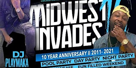 Midwest Invades ATL   10 YR Anniversary tickets