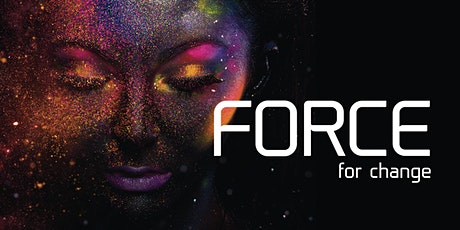 """THE 2021 """"FORCE FOR CHANGE"""" VIRTUAL RECOGNITION EVENT tickets"""