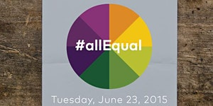#allEqual Reception