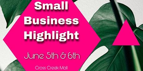 Small Business Highlight POPUP SHOP tickets