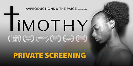 Timothy:The Movie tickets