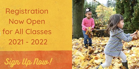 Parent and Early Childhood Education Program Virtual Fall Preview tickets