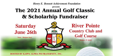Kappa Klassic Scholarship Golf Outing 2021 tickets
