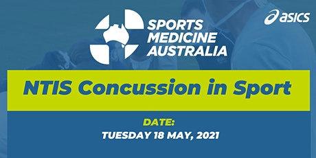 NTIS Concussion in Sport Workshop - presented by Sports Medicine Australia tickets