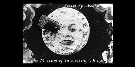Do NYC Trip to the Moon Secret Speakeasy Sun May 16th 7pm tickets