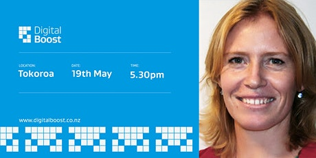 Digital Boost Workshop with Digital Ambassador - Katherine Parrott tickets