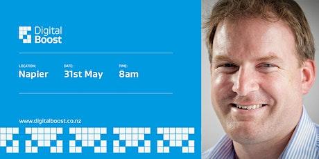 Digital Boost Workshop with Digital Ambassador - Matthew Miller tickets