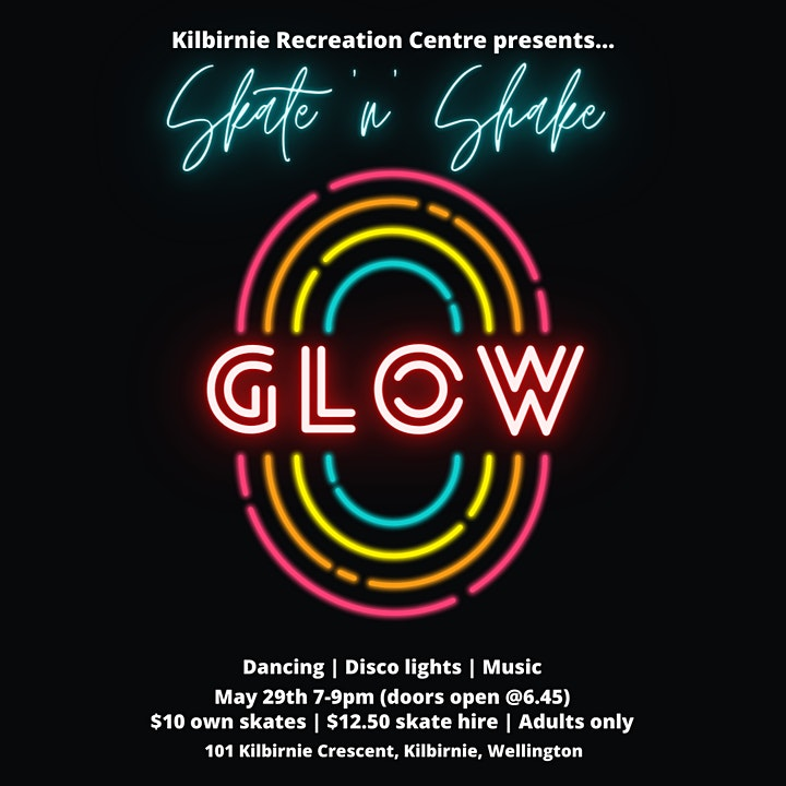 GLOW - Adults only Roller Disco image
