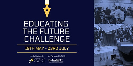 Ask Me Anything: Educating The Future Challenge tickets