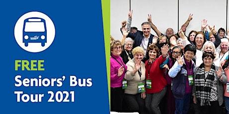 Seniors' Bus Tour 2021 tickets