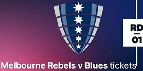 Super Rugby  - Melbourne Rebels (Australia)  VS Auckland Blues (NZ ) tickets
