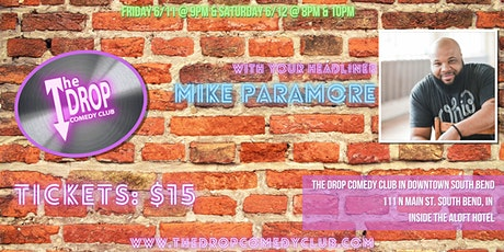 Mike Paramore Headlines the Drop tickets