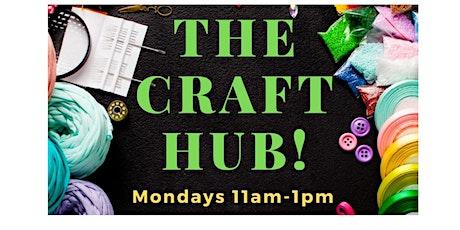The Craft Hub tickets
