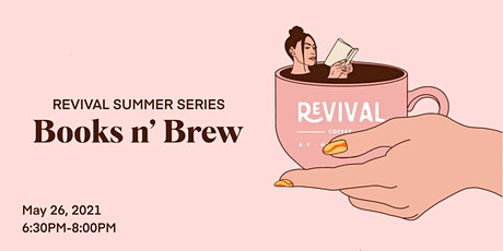 Books n' Brew tickets