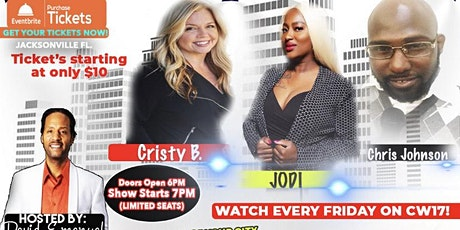 """Stand Up Comedy TV Show Episode 6 / Dinner & Show! """"It's a Unity of Comedy"""" tickets"""