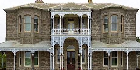 Barwon Park Mansion - Winchelsea tickets