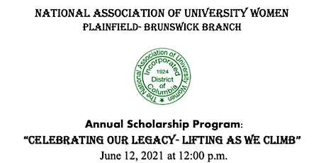 2021 Annual Scholarship Program tickets