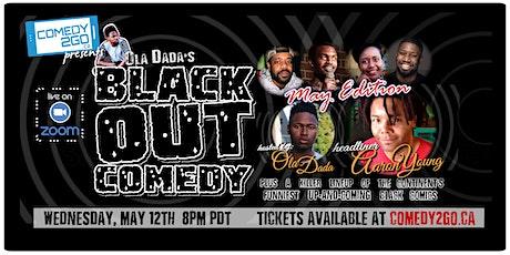Comedy2Go presents: Ola Dada's Black Out Comedy tickets