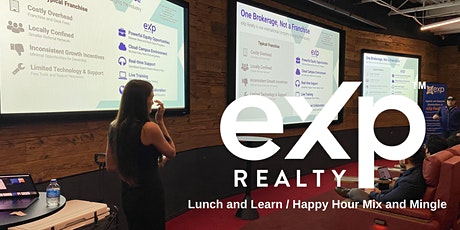 eXp Lunch and Learn / Happy Hour Network Event for Realtors tickets