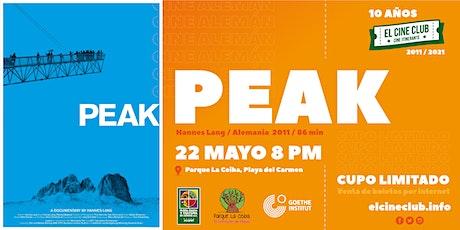 PEAK / Cine Alemán en ElCineClub tickets