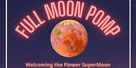 Flower Moon Full Moon Pomp tickets