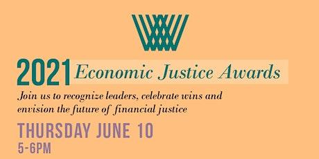 Woodstock Institute 2021 Economic Justice Awards tickets
