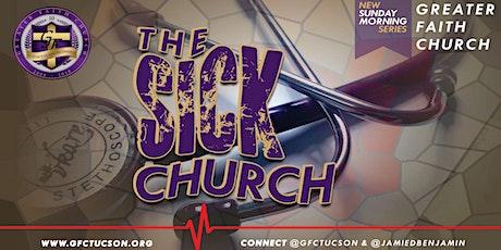 Greater Faith Church  Sunday Relaunch! tickets