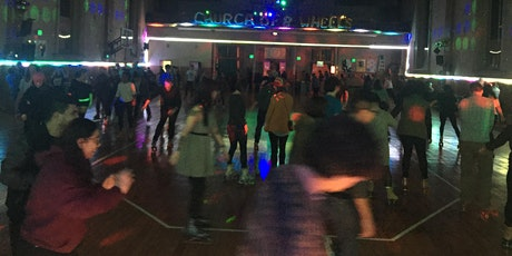 Tuesday Night Roller Disco - Adult Skate  - 8 P.M. to 10  P.M. tickets