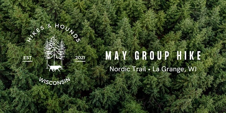 Hikes and Hounds Wisconsin - May  Group Hike tickets