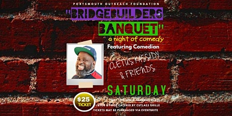 POF Bridge Builders Scholarship Comedy Show tickets