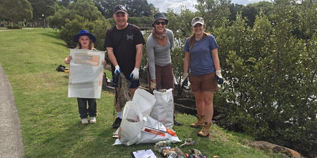 Throsby Creek Marine Debris Clean Up tickets