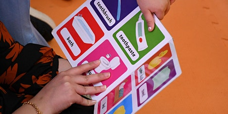 Flashcard Activities and Vocabulary Games for Very Young Learners (Macao) tickets