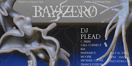 Bizarro x Espace Noir — Bay Zero [Winter Warehouse Rave] tickets