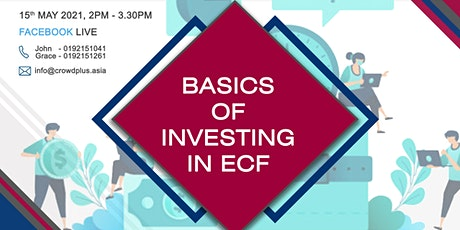 CrowdTalk : Basics of Investing in ECF tickets