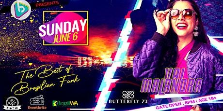 Vai Malandra!! tickets