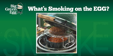 Virtual Big Green Egg Cooking Class on Chili tickets