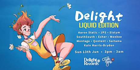 Delight | Liquid Edition | Drum and Bass Day Party tickets